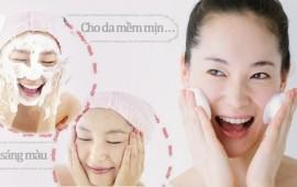 Top 5 loại sữa rửa mặt thần thánh giúp da láng mịn căng bóng bất ngờ