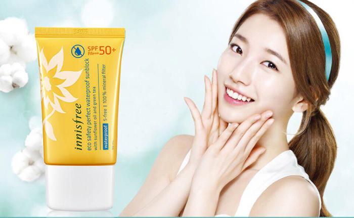 Kem chống nắng Innisfree Hàn Quốc