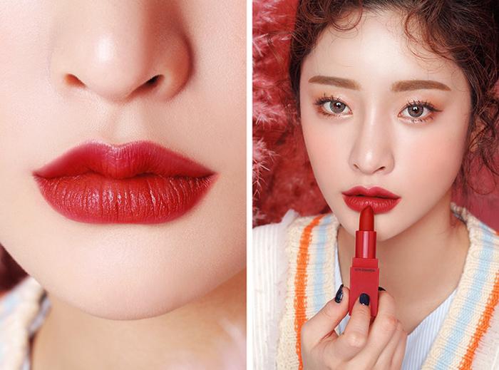 Son môi cao cấp Hàn Quốc 3CE Red Recipe