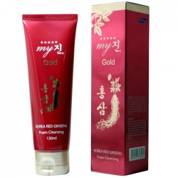 Sữa Rửa Mặt Hồng Sâm Đỏ Hàn Quốc My Gold