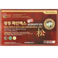 Viên Tinh Dầu Thông Đỏ Hàn Quốc Kwangdong 120 Viên, tinh dầu thông vitamin E
