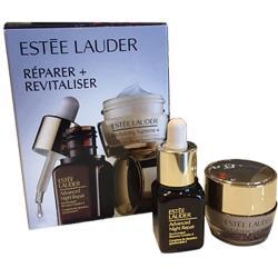 Set dưỡng da chống lão hóa kem và serum Estee Lauder