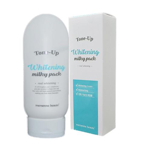 Kem dưỡng trắng da body toàn thân Tone Up Whitening Milky Pack Hàn Quốc