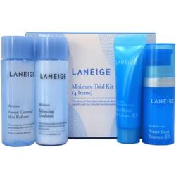 Bộ dưỡng ẩm da mặtLaneige White Plus Renew Trial Kit (4 items)