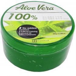 Gel Dưỡng Da Lô Hội Aloe Vera Soothing Gel (300g) Hàn Quốc