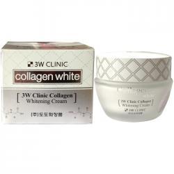 Kem Dưỡng Trắng Da Tinh Chất Collagen 3W Clinic Collagen