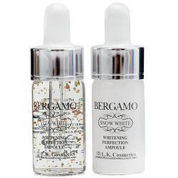 Serum bergamo dưỡng trắng da Bergamo Snow White Vita White Hàn Quốc