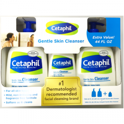 Sữa Rửa Mặt Cetaphil Canada Set 3 Chai