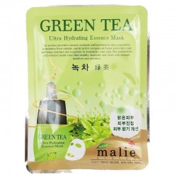 Mặt nạ dưỡng da trà xanh dưỡng trắng ngăn ngừa mụn