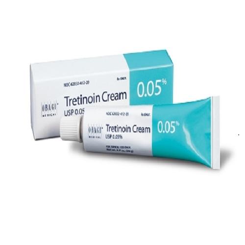 Thuốc trị mụn trứng cá Obagi Tretinoin 0.05%