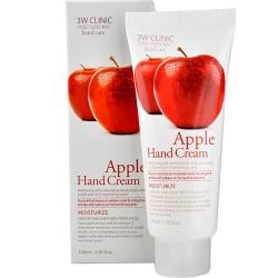 Kem dưỡng da tay táo 3W Clinic Apple Hand Cream