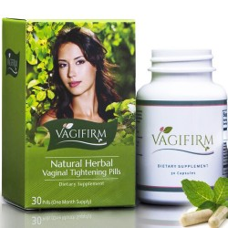 Viên thảo dược se khít vùng kín và tăng cường sinh lý nữ Vagifirm 30 viên của Mỹ
