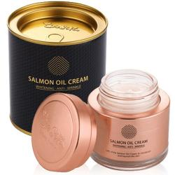 Kem Dưỡng Da Cá Hồi Salmon Oil Cream Hàn Quốc