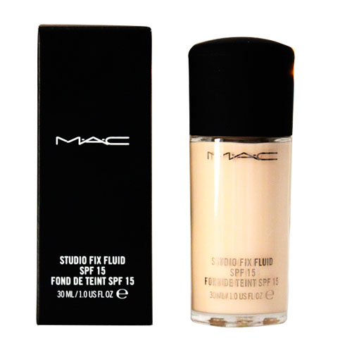 Kem nền MAC Studio Fix Fluid SPF 15
