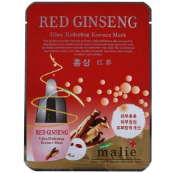 Mặt nạ hồng sâm Hàn Quốc Red Ginseng dưỡng da trắng hồng