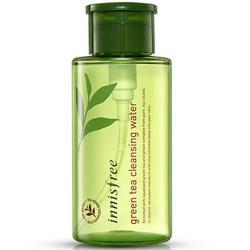 Dầu (nước) tẩy trang innisfree green tea 300ml