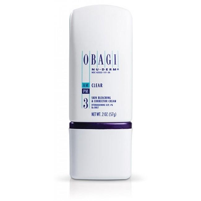 Sữa rửa mặt trị nám Obagi NuDerm Foaming Gel 200ml